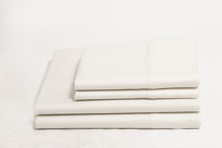 Organic Cotton Sateen Sheets Sets from Resthouse Sleep Solutions
