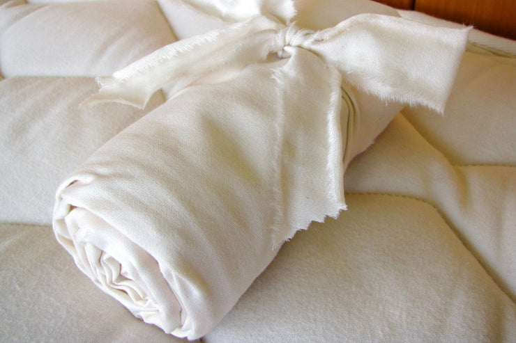 Organic Pillow Protectors - Available at Resthouse Sleep Solutions