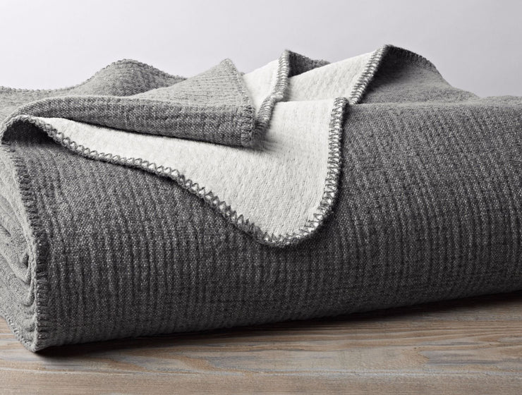 Cozy Organic Cotton Blanket - Made in Germany from 100% organic cotton grown in Turkey