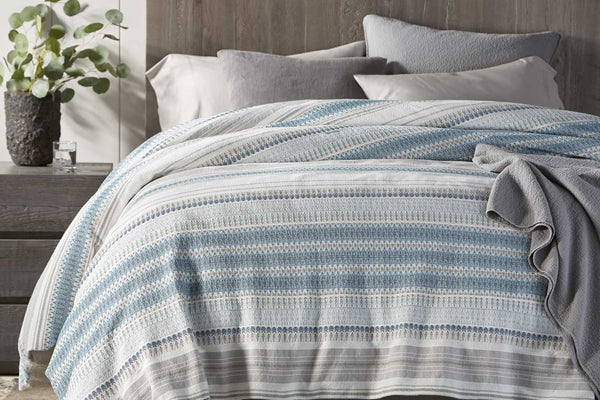 Lost Coast Organic Cotton Duvet Cover