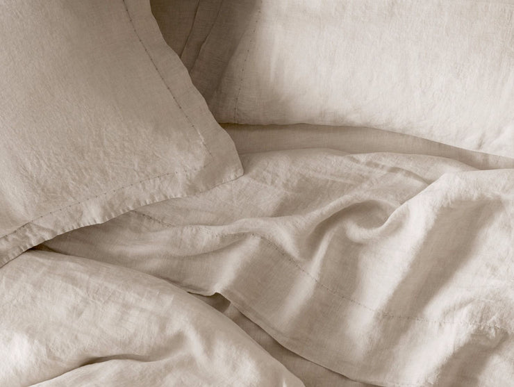Organic Linen Bedding Products - Available in Canada