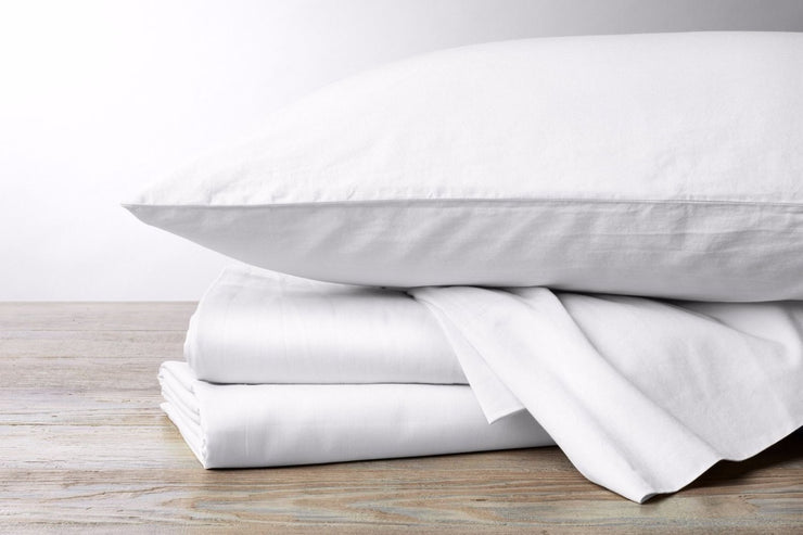 Organic Cotton Sateen Pillowcases by Coyuchi - 300 Thread Count