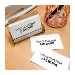 Seed Paper Business Card 2-Sided