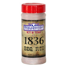 Load image into Gallery viewer, SuckleBusters 1836 BBQ Rub