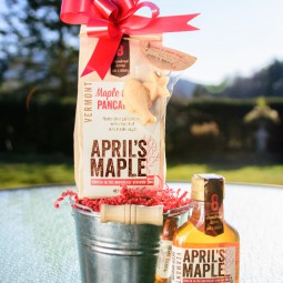 April's Maple Sap Basket