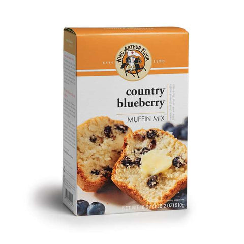 Muffins: Country Blueberry & Quick Bread Mix