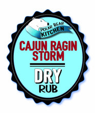Load image into Gallery viewer, Polar Bear Kitchen Cajun Rajin Storm Rub