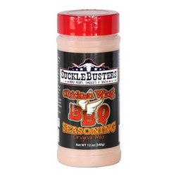 SuckleBusters Chicken Wing Seasoning