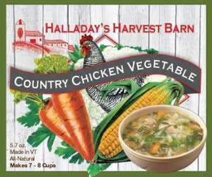 Country Chicken Vegetable