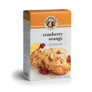 Scone Mix: Cranberry-Orange