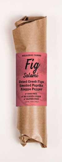 Fig Salami with Paprika