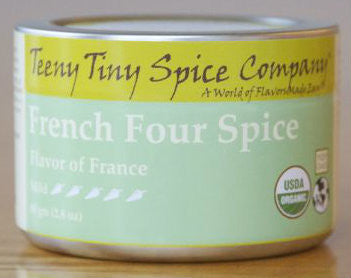 Spice: French 4