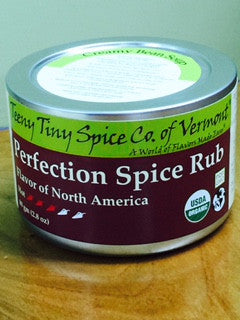 Spice Perfection Rub