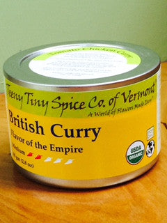 Spice British Curry