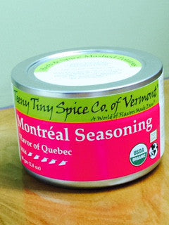 Spice Montreal Seasoning