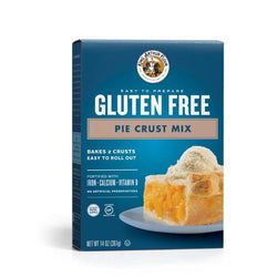 Pie Crust Mix: Gluten - Free