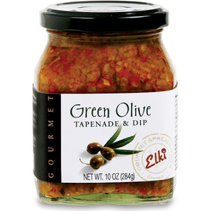 Tapenade: Green Olive