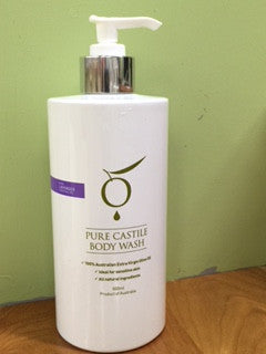 Body Wash: Lavender