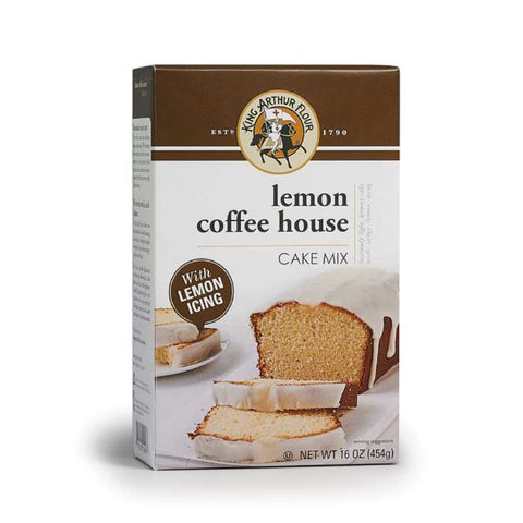 Cake Mix: Lemon Coffee House