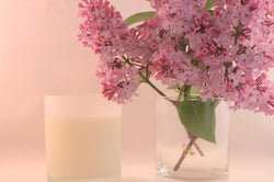 Candle: Lilac