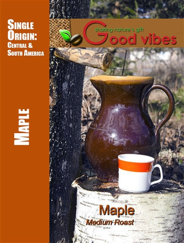 Coffee: Maple