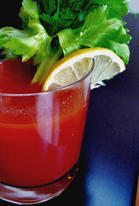 Neapolitian Herb Balsamic Bloody Mary