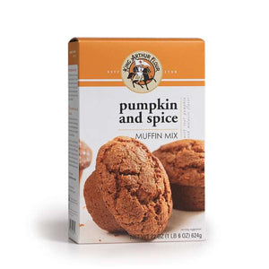 Muffins: Pumpkin Spice & Quick Bread Mix