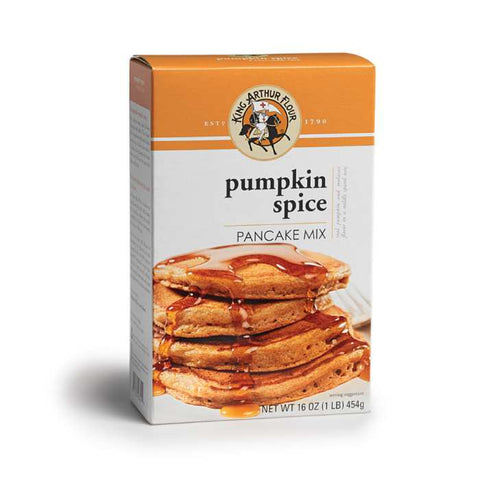 Pancake Mix: Pumpkin Spice