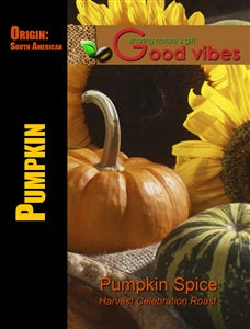 Pumkin Spice Coffee