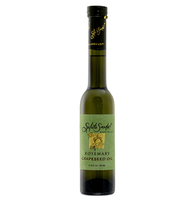 Rosemary Grapeseed Oil