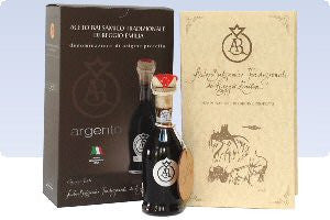 Balsmaic (Traditional Silver) Vinegar of Reggio Emilia