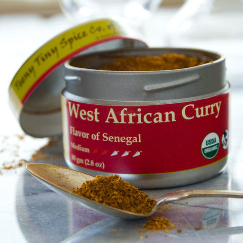 Spice West African Curry