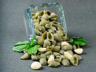 Sea Shell Basil Garlic