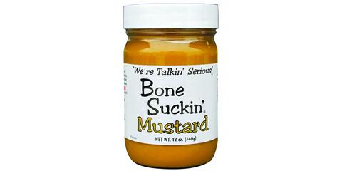 Bone Suckin Mustard Original