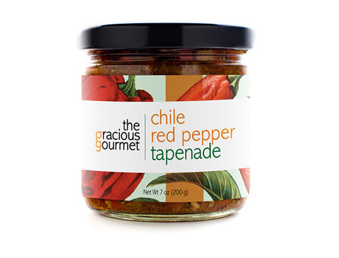 Tapenade: Chili Red Pepper
