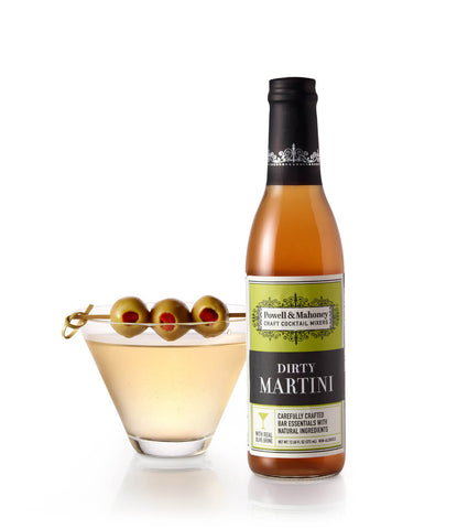 Bar Starter: Dirty Martini