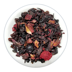 Tea: Hibiscus Raspberry Current