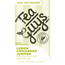 Load image into Gallery viewer, Tea: LEMON CORIANDER JUNIPER