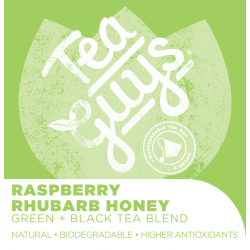 Tea: Raspberry Rhubarb Honey
