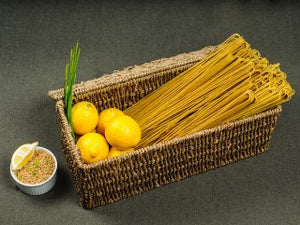 Spaghetti Whole Wheat Lemon Chive