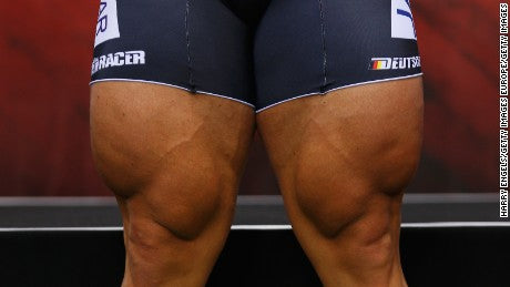 Berlin Six Day: The biggest thighs in the business