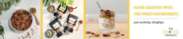 The Wicked Granola Banner