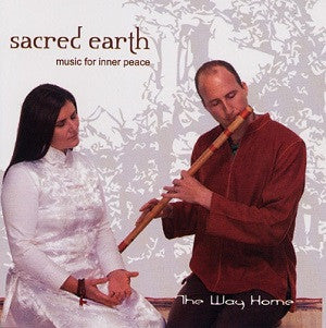 Sacred Earth - The Way Home CD