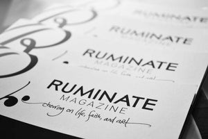 Announcing the 2018 William Van Dyke Short Story Prize Winners - Ruminate Magazine