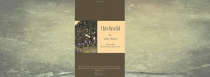 Review of This World by Teddy Macker