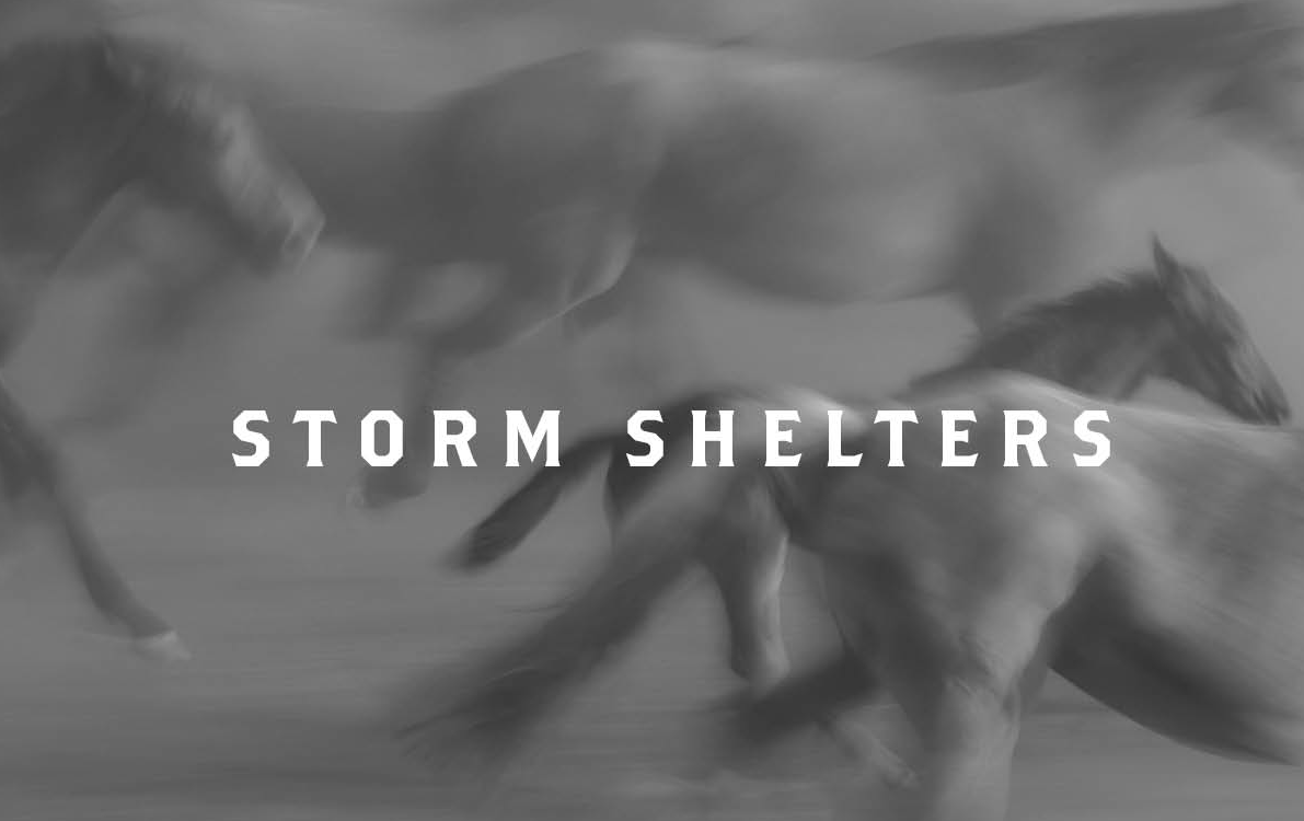STORM SHELTERS