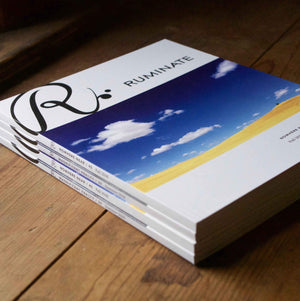 1 Year Subscription Without Auto-Renewal - Ruminate Magazine