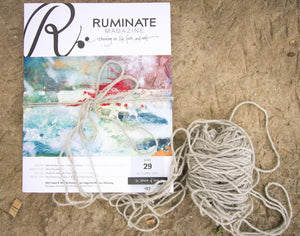 Issue 29: In Search of Song - Ruminate Magazine