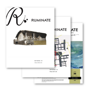 Poetry Prize Bundle - Ruminate Magazine