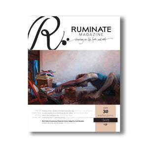 Issue 30: The Body - Ruminate Magazine